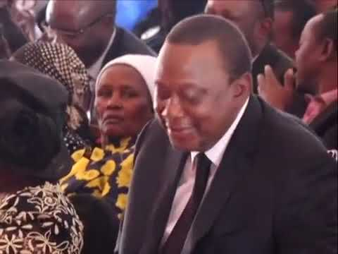 BISHOP HARRISON NGANGA POWERFUL SERMON AT KAMARU BURIAL THAT HAS LEFT  PEOPLE TALKING!!!