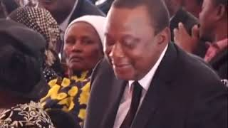 BISHOP HARRISON NGANGA POWERFUL SERMON AT KAMARU BURIAL THAT HAS LEFT PEOPLE TALKING!!!
