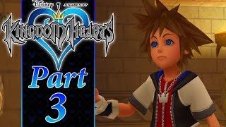 JUNIOR HEROES - PART 3 - Kingdom Hearts 1 HD PS4 (KH1.5+2.5)
