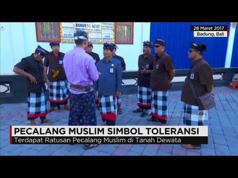 Pecalang Muslim di Bali