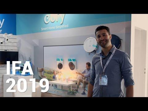 IFA 2019 - Anker: Der Eufy L70 Hybrid im Hands-On und unsere Eindrücke