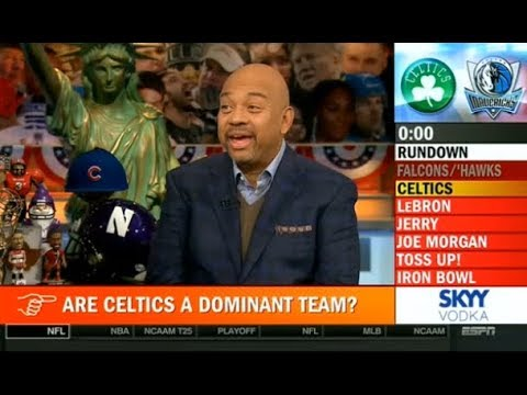 Pardon The Interruption Today 11/21/2017 - Are Celtics A Dominant Team?
