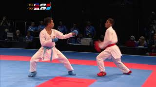 KL2017 29th SEA Games | Karate - Men