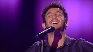 """Carlos: """"A Que No Me Dejas"""" - Audiciones a Ciegas - La Voz 2016"""