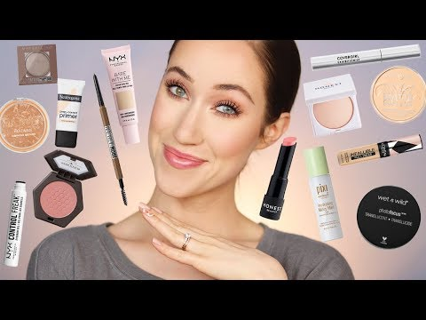 The Best Everyday Drugstore Makeup thumbnail
