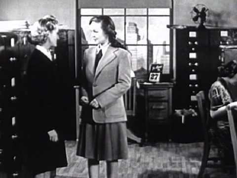 I Want To Be A Secretary (1941)
