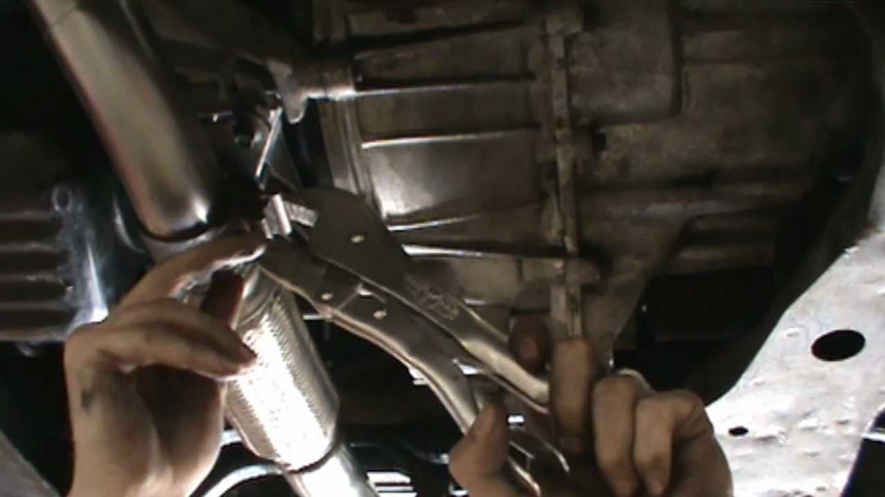 Replacing your Catalytic Converter (How to pass smog ...