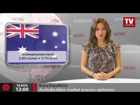 Australia labor market arouses optimism