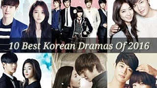 Video 10 Drama Korea Terpopuler 2016 Yang Wajib Ditonton download MP3, 3GP, MP4, WEBM, AVI, FLV Juni 2017