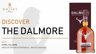 Discover The Dalmore with Head of Whisky Experience, Daryl Haldane