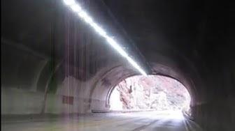 Bike Across USA Day 10: Cycling Thru Queen Creek Tunnel