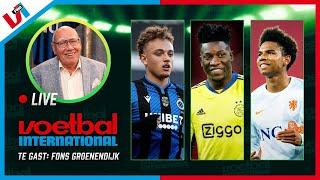 Voetbal International LIVE: Moet Frank De Boer Noa Lang Oproepen Voor Oranje?