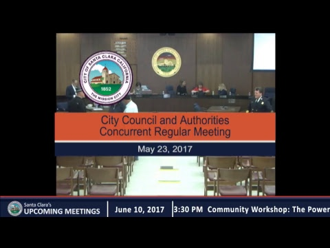 Council and Authorities Concurrent Meeting 5-23-17 (part 2)