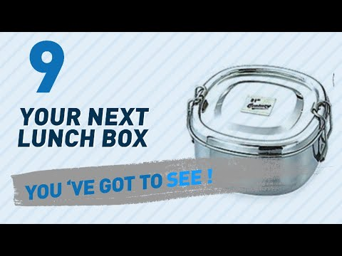 Jvl Classic Ware Lunch Boxes // New & Popular 2017