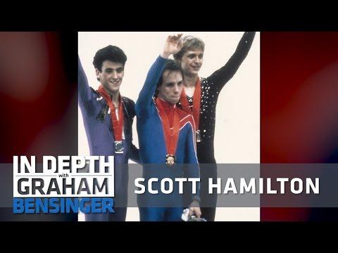 Scott Hamilton: The Guilt Of Winning Olympic Gold