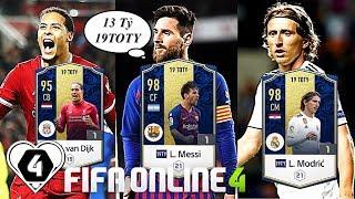 FIFA ONLINE 4: TEST 19TOTY VỚI L. MESSI 19TOTY VS VAN DIJK 19TOTY & MODRIC 19TOTY - ShopTayCam.com
