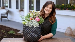 Early Spring Container Inspiration 💚// Garden Answer