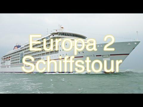 MS Europa 2: Schiffstour und Rundgang - Hapag-Lloyd Kreuzfahrten