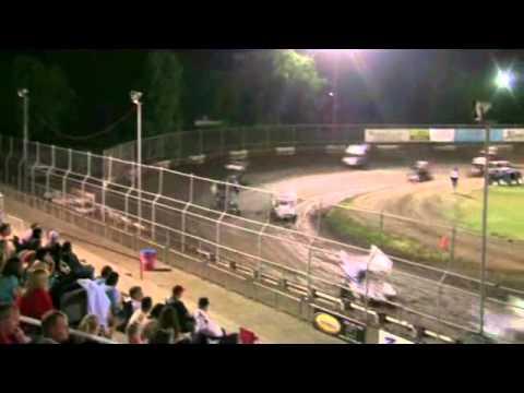 Dominic Scelzi 5/15/10 Super 600 Main Event Plaza Park Raceway Visalia