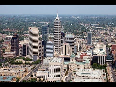 Top 10 Tallest Buildings In Indianapolis U.S.A./Top 10 Rascacielos Más Altos De Indianapolis E.U.A.