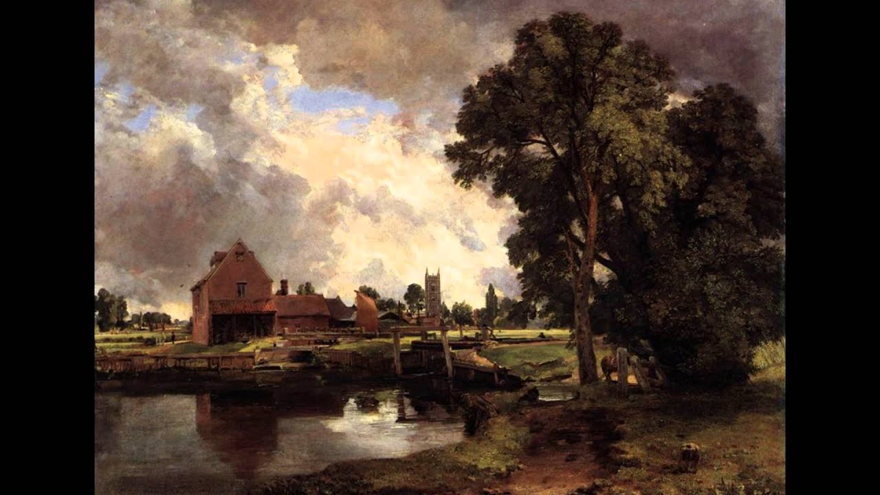 John Constable - 19th Century English Landscape Artist - YouTube