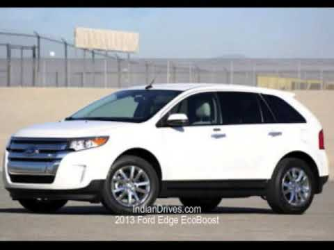 2013 ford edge ecoboost interior and exterior video review youtube. Black Bedroom Furniture Sets. Home Design Ideas
