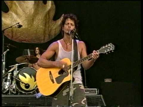 FavOorites: AudioslaveI am the highway @pinkpop 2003