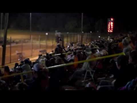 Southern 100 Mini Sprints Feature Oct.29,2016
