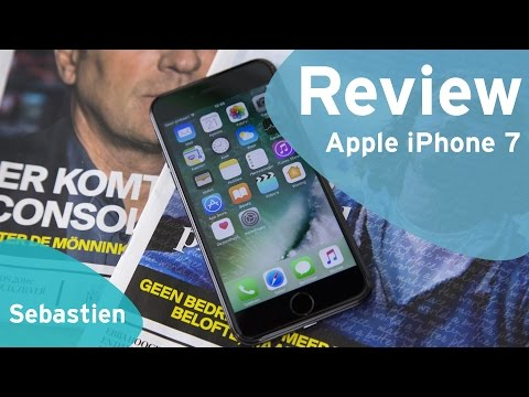 Apple iPhone 7 review (Dutch)