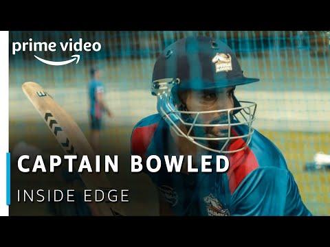 Captain Bowled - Siddhant Chaturvedi, Angad Bedi | Inside Edge Cricket Scene | Amazon Prime Video