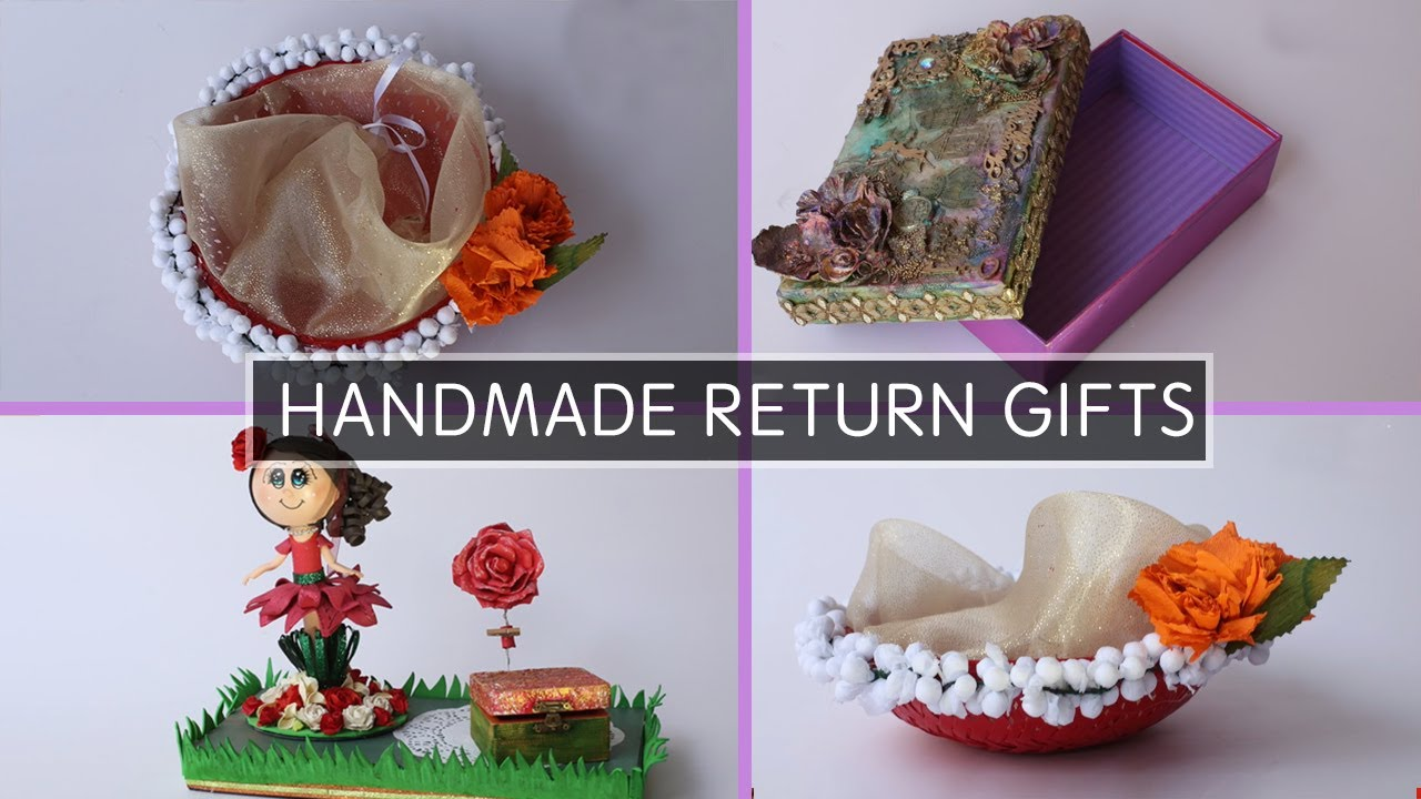 Wedding Gifts Personalized Handmade Return Gifts Addons Say