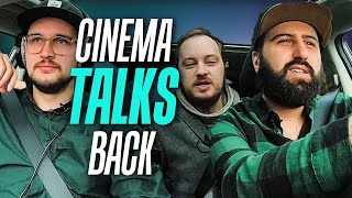 CINEMA STRIKES BACK auf Roadtrip! - Der Podcast im Auto
