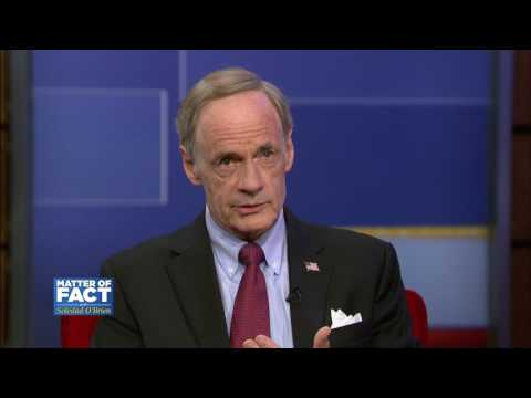 WEB EXTRA: Sen. Tom Carper on Obamacare Replacement