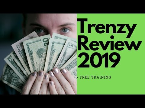 Trenzy Review 2019. http://bit.ly/2LdAI07
