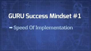 Speed Of Implementation: A Powerful Key To Success with Eben Pagan