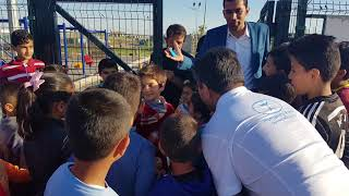 Humanity First offers aid to refugees in Iraq
