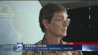 4pm Tsunami Advisory update: NO major tsunami expected in Hawaii