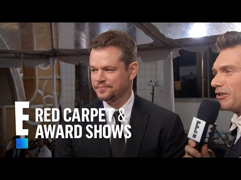 "Matt Damon Almost Starred in ""Manchester by the Sea"" 