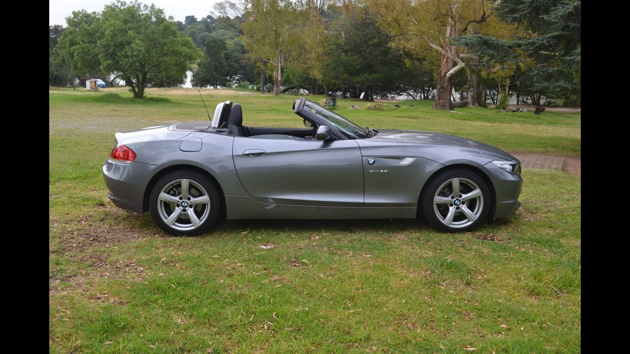 2009 Bmw Z4 2 3 I S Drive 2899 Youtube