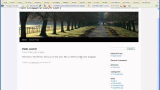 Как создать свой сайт, Вордпресс, видео- 1 Вступление(Это первая серия курса -Как создать свой сайт на Вордпресс- Вводная часть. Почему Вордпресс, а не ХТМЛ? Четыр..., 2011-12-18T21:48:43.000Z)