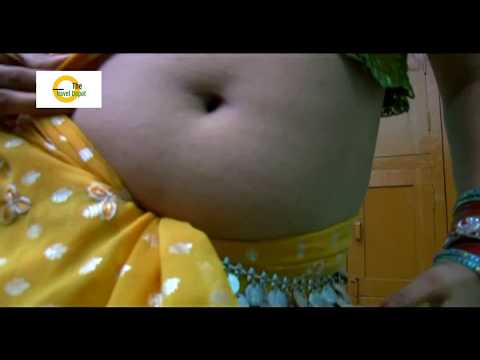 Bhojpuri Model Navel In Saree