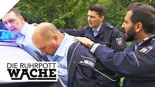 Polizei-Skandal! Fake-Polizisten schnappen sich Kinder | Can Yildiz | Die Ruhrpottwache | SAT.1 TV