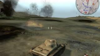 NO KONEČNĚ MISE 1 DOKONČENA-Panzer Elite Action - Dunes Of War