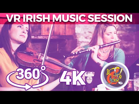FUN Bodhran Lessons: Practice Playing Your Bodhran In A Genuine Irish Music Pub Session