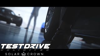 Test Drive Unlimited Solar Crown - Official Announcement видео