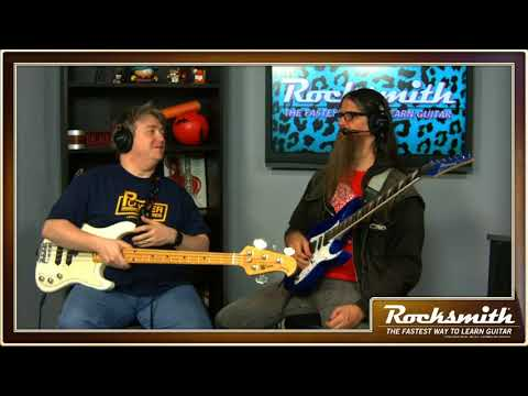 Rocksmith Remastered -- 80s Mix IV -- Live from Ubisoft Studio SF