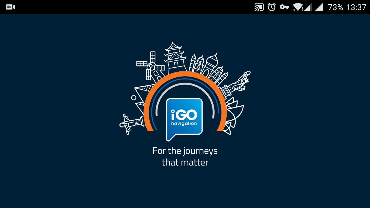 Edit dpi on Official IGO Navigation app (no root)