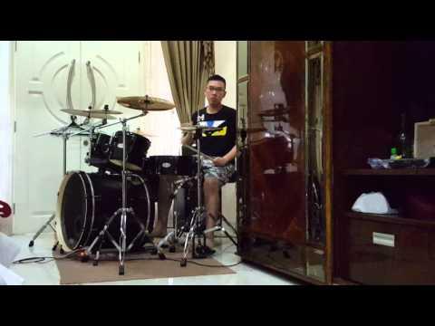 Raja Semesta - GMS I Declare ( Drum Cover )