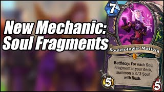 New Mechanic: Soul Fragments | Card Review (Part 6) | Scholomance Academy | Hearthstone