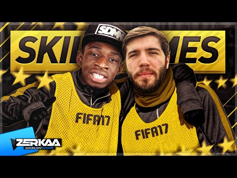 FIFA 17 SKILL GAMES WITH TOBI